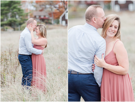 Great Island Commons Engagement | Newcastle, NH | NH Wedding Photographer