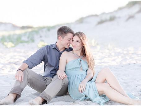 Hampton Beach State Park Engagement | Hampton, NH | Associate Team