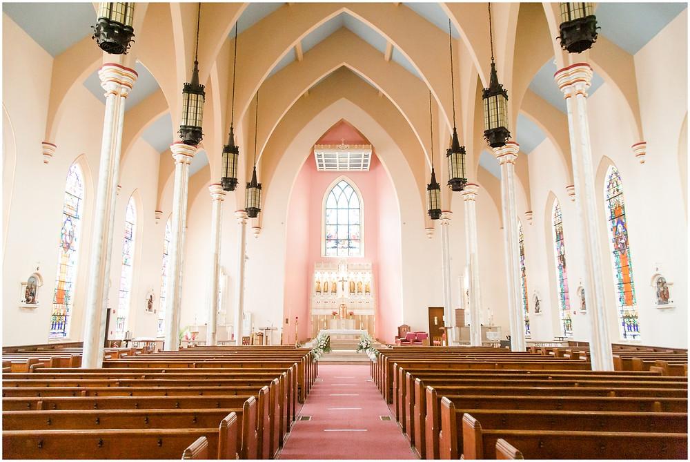 parish of the assumption