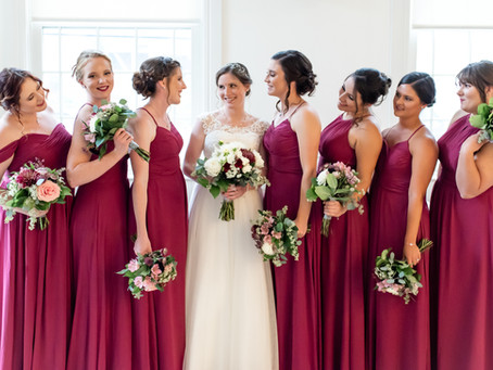 Classic Dover, NH Wedding | Kristyn & Dan