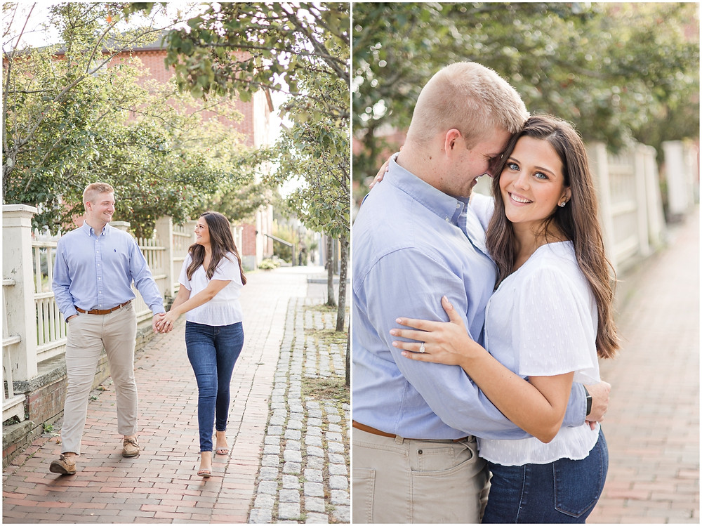 downtown portsmouth engagement