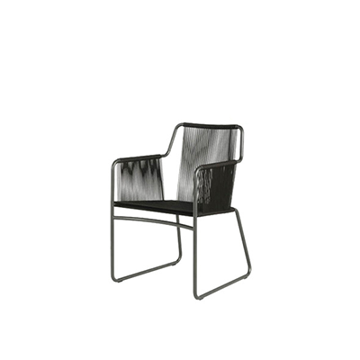 Lines - Chair with arm