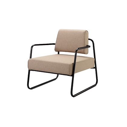 Swan - Lounge chair