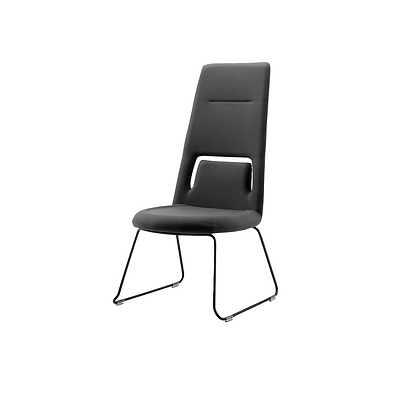 Omnia - High back chair