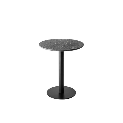 I - Round dining table