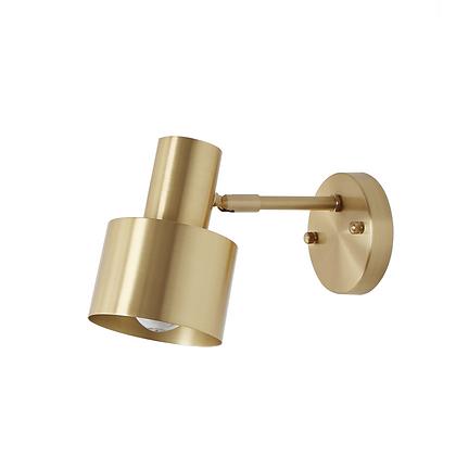 Brass hammer - Wall light