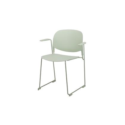 Stacks - With armrest