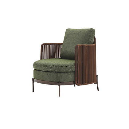 Bayfront - Single with armrest
