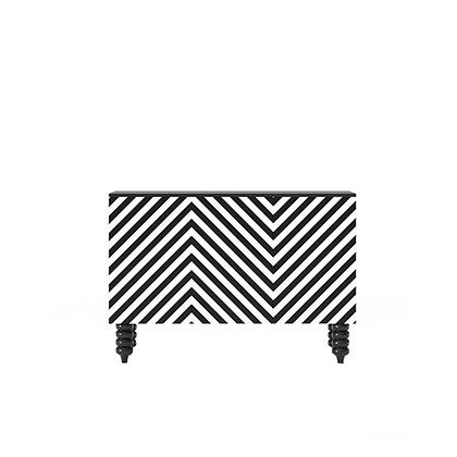 Zebra - Cabinet