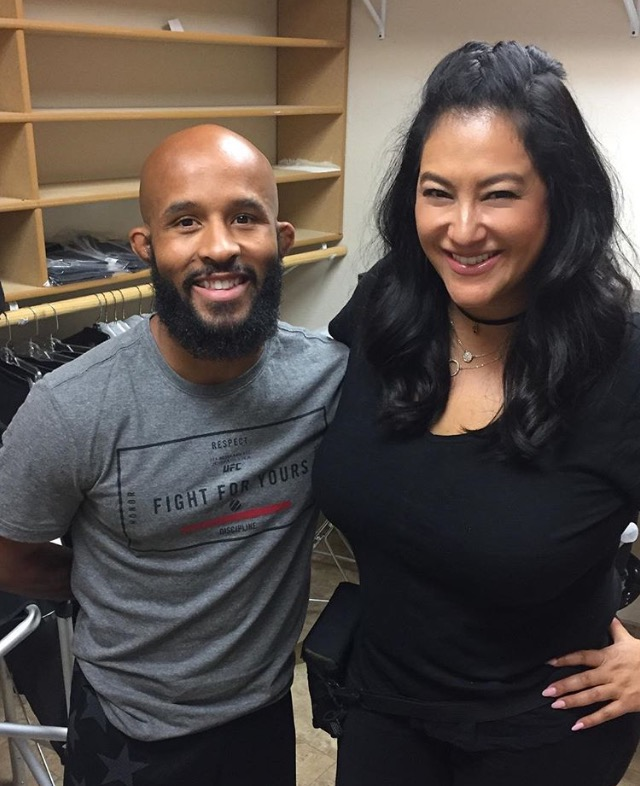 DEMETRIOUS MIGHTY MOUSE JOHNSON
