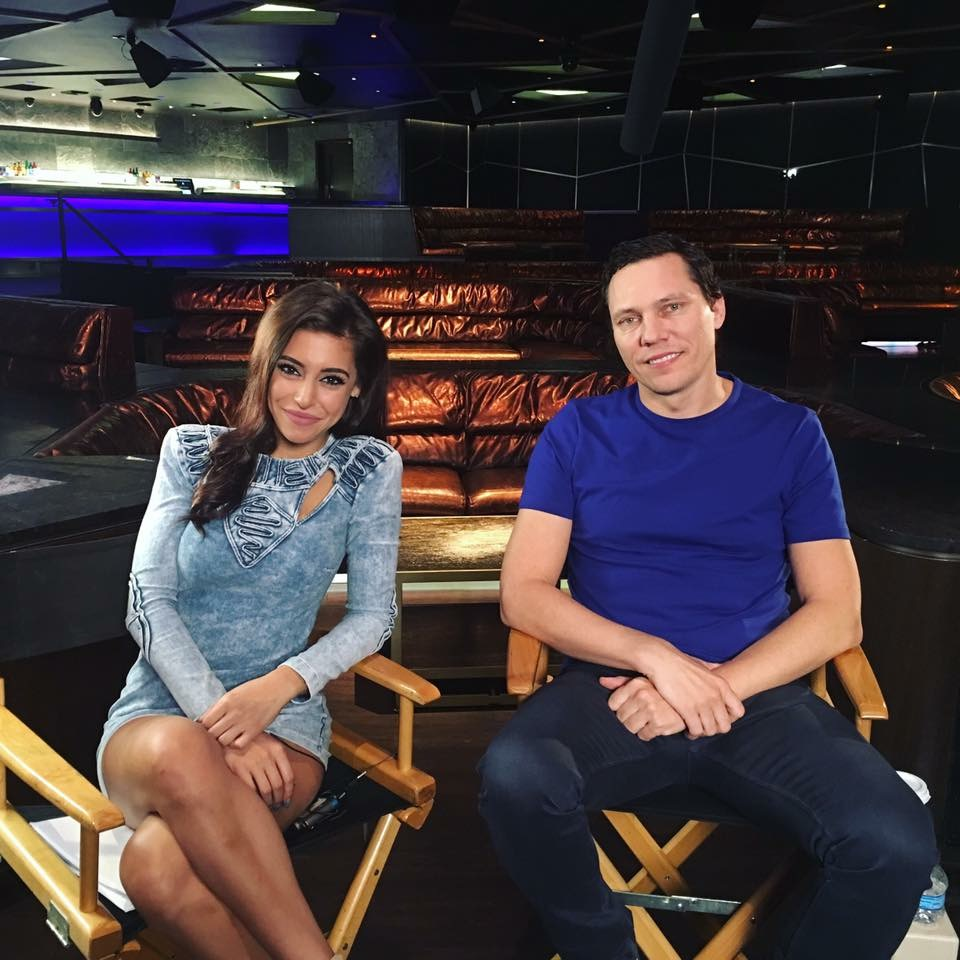 Andrea Helfrich & Tiesto _In The Booth_