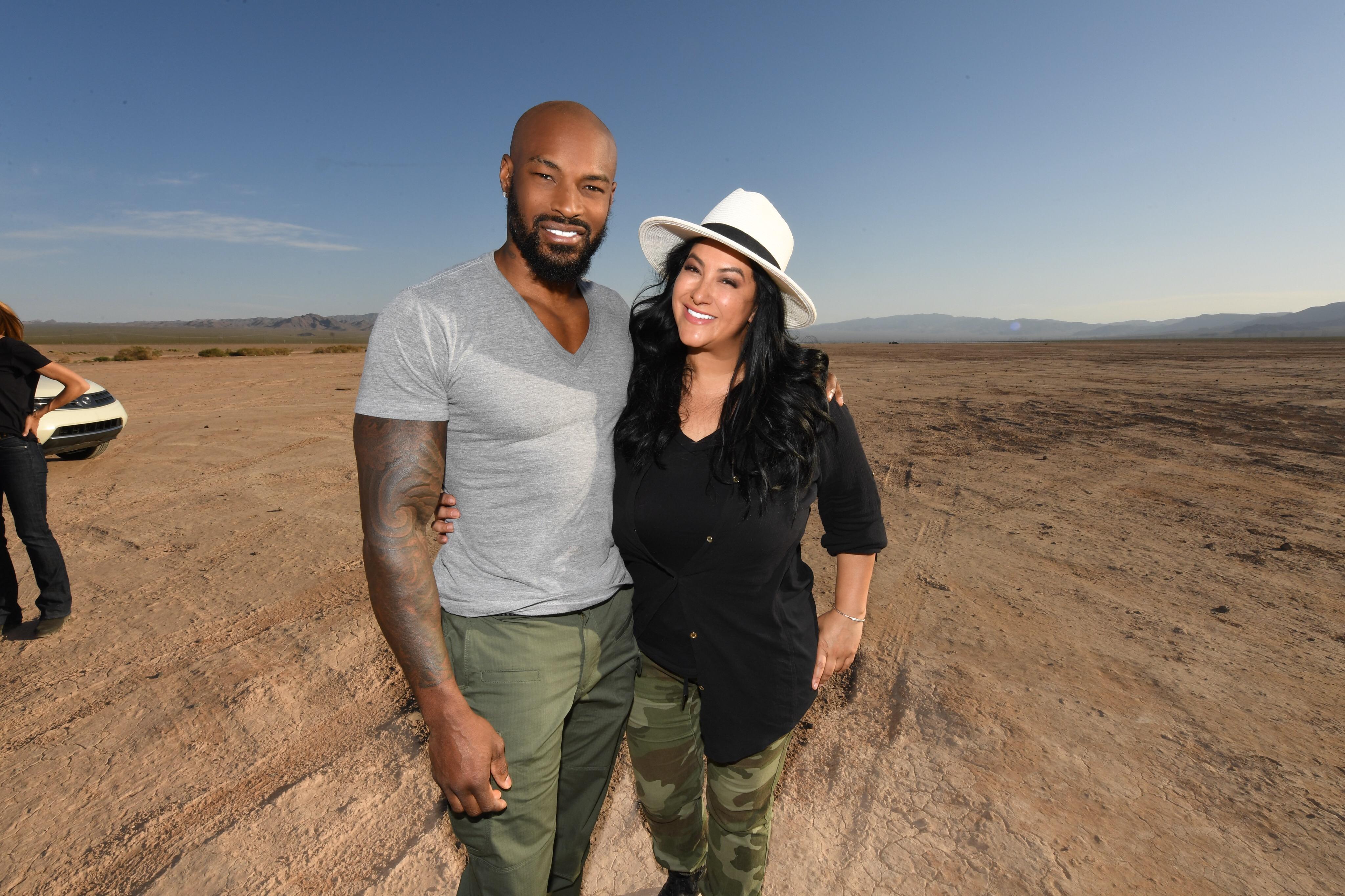 Tyson & I