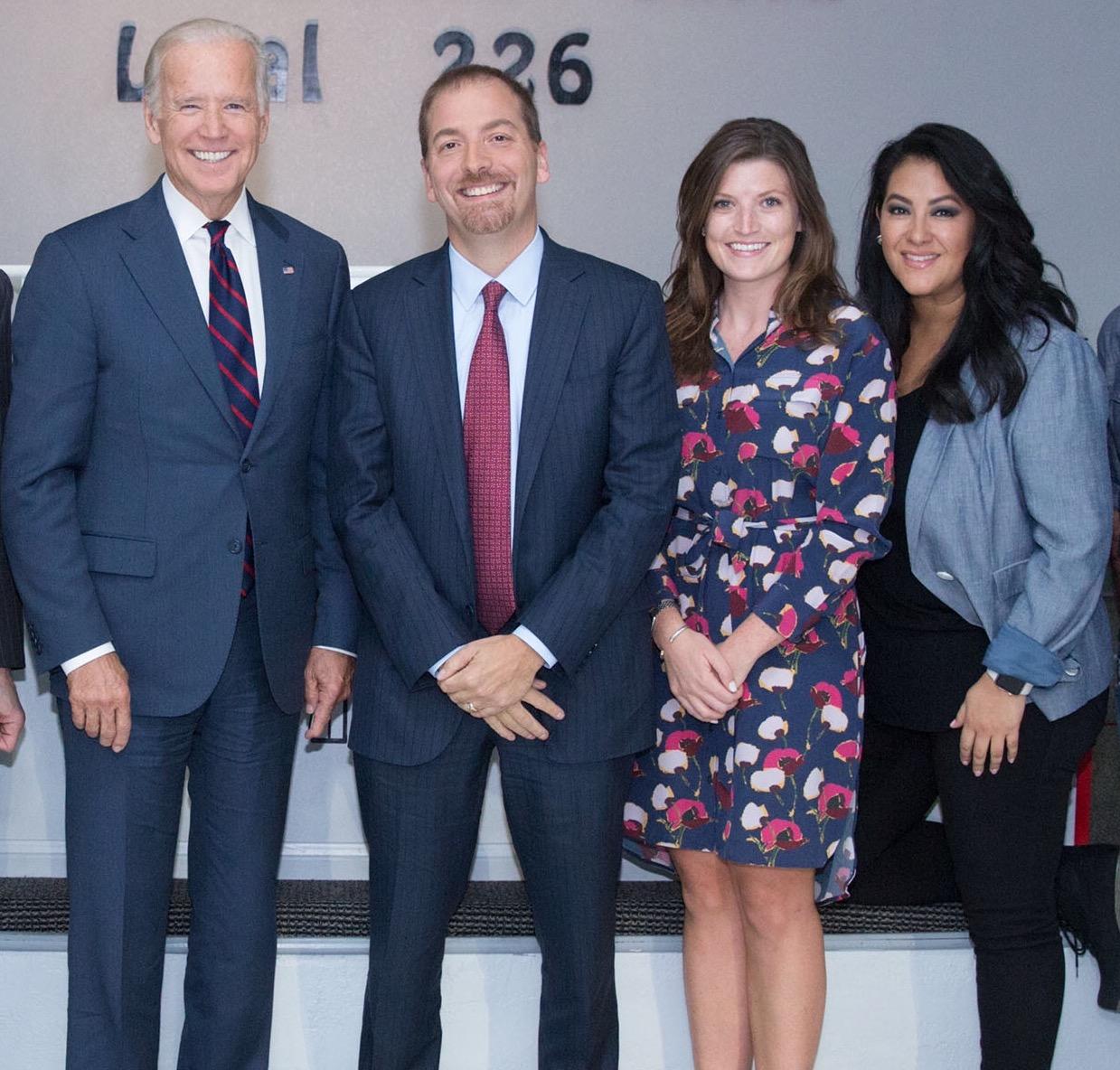 Vice President Biden & Chuck Todd