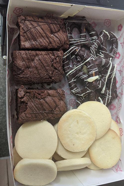 Brownie Treat box