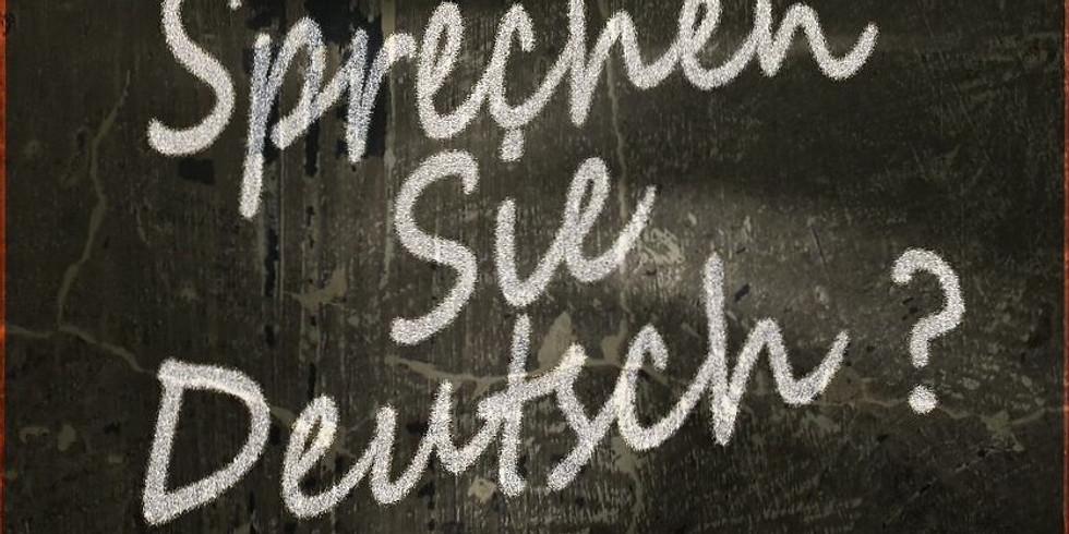 Sprachcafé - Sprechen Sie Deutsch?