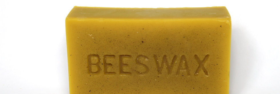 Beeswax -1 lb. bar (16 oz.)