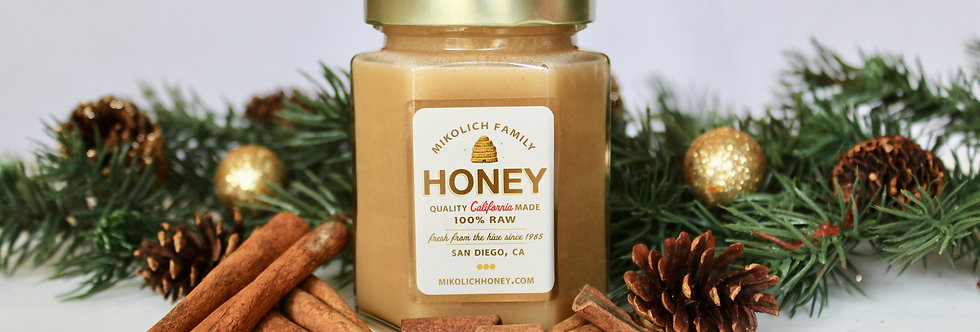 Whipped Cinnamon Honey