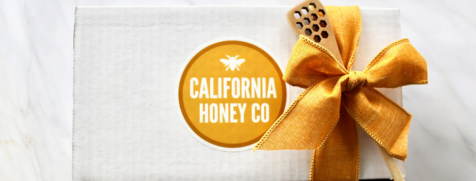 California Honey Lovers Gift Set