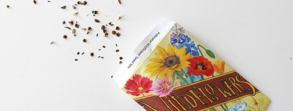 SAVE THE BEES WILDFLOWER SEEDS