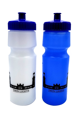 Twin Lights Color Changing Water Bottle
