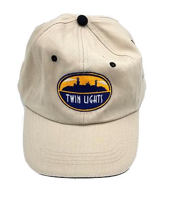 Twin Lights Baseball Cap