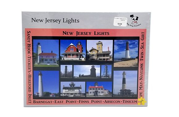 New Jersey Lights Puzzle