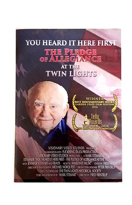 The Pledge of Allegiance DVD