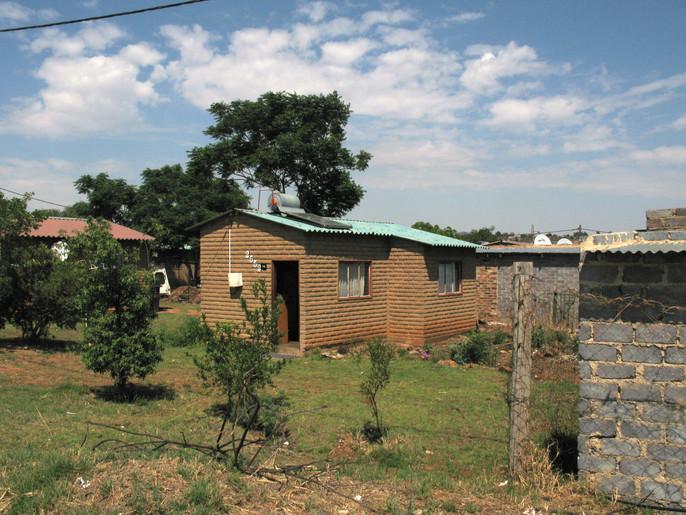 House type I, Cosmo City