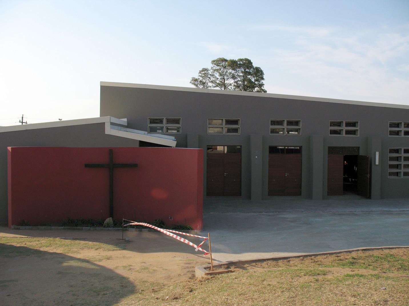 Church, Cosmo City
