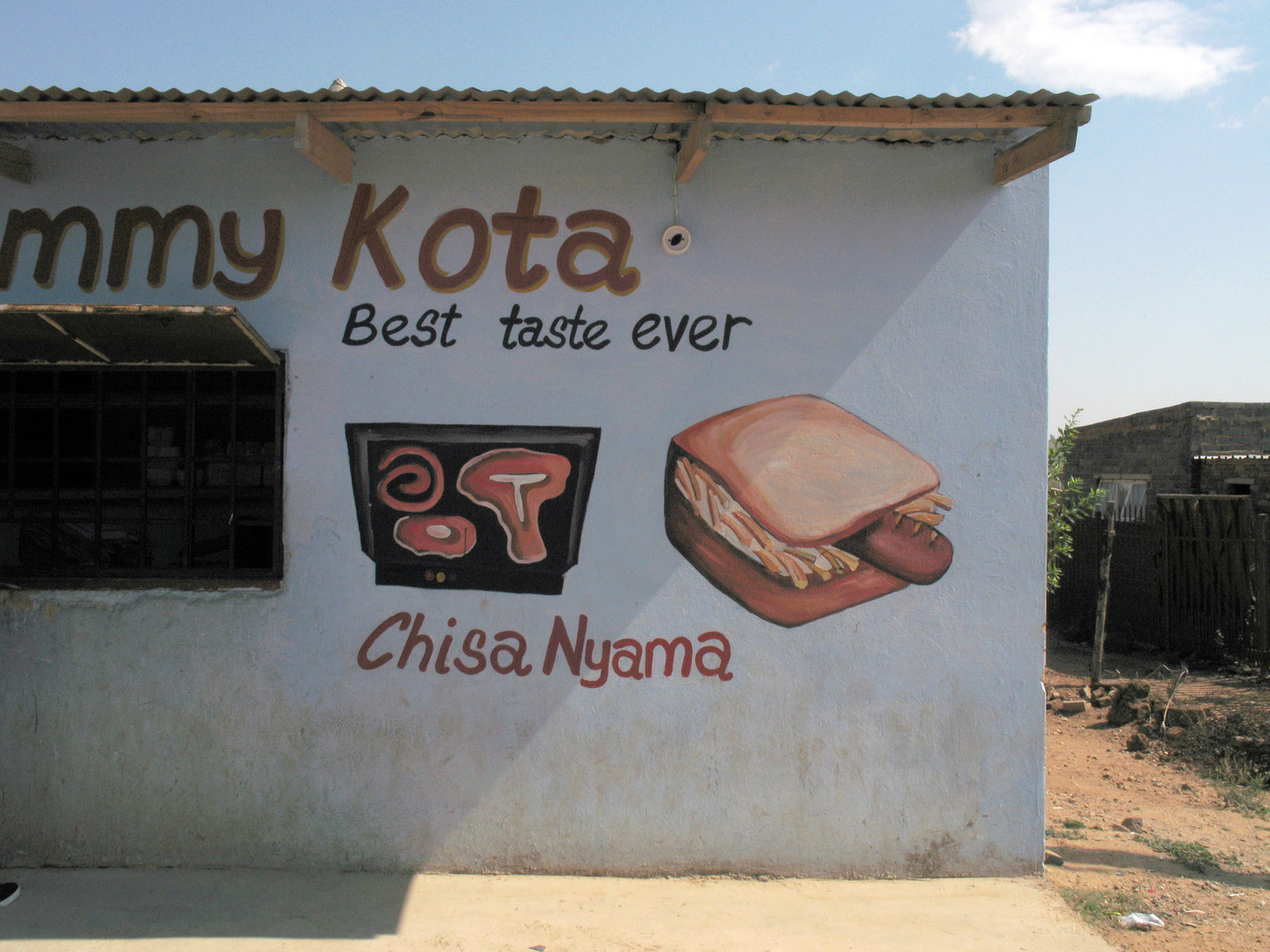 Jimmy Kota Best taste ever, Cosmo City