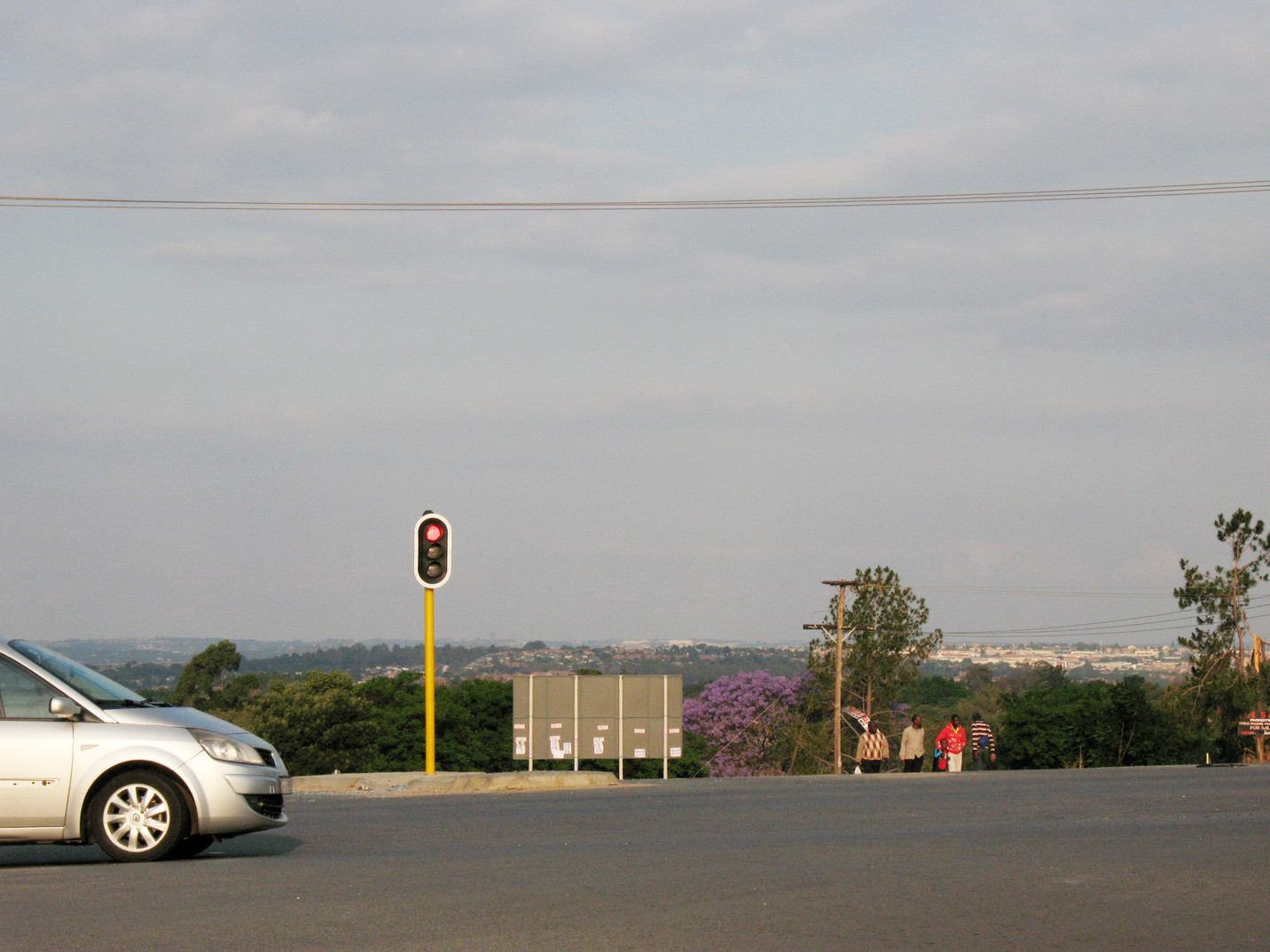 SOUTH AFRICA AVENUE II; COSMO CITY