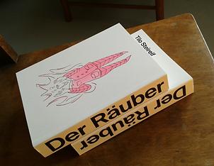 T. Steireif, _Der Räuber_, ed Haus am Ge