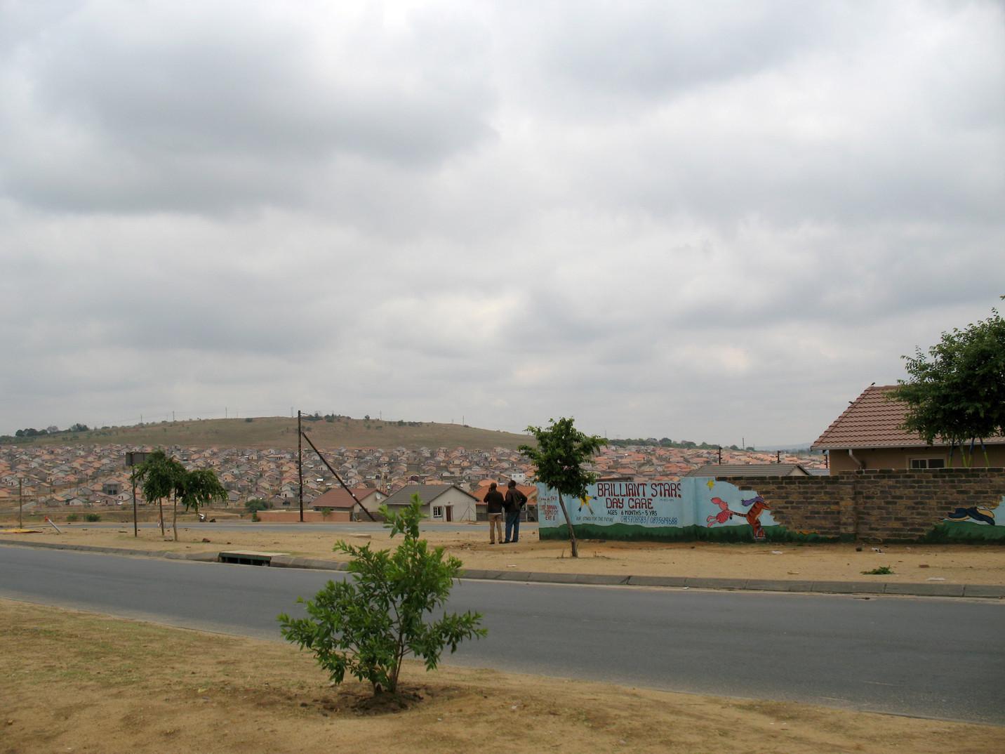 Landscape, Cosmo City