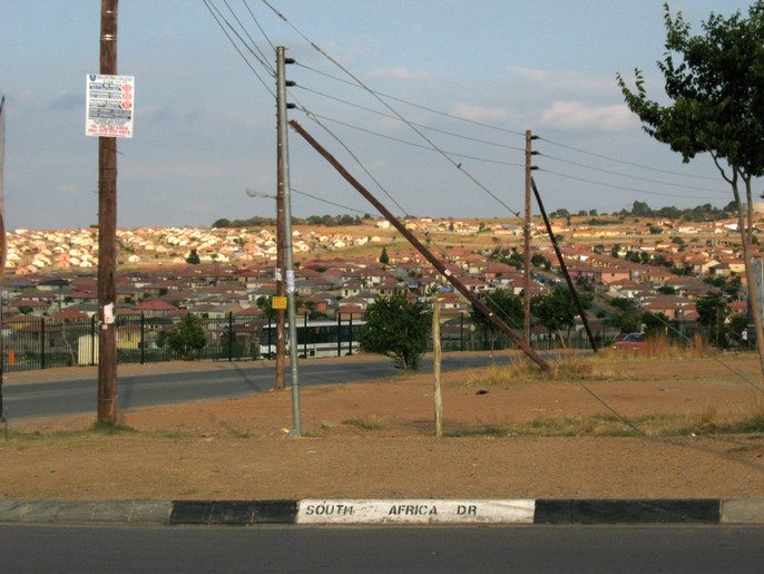 SOUTH AFRICA AVENUE, COSMO CITY