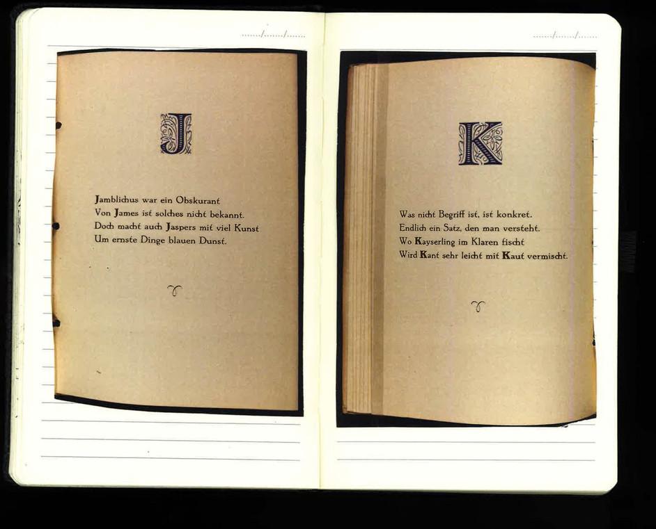 """carnet de notes """"Au large"""", Tilo Steireif"""