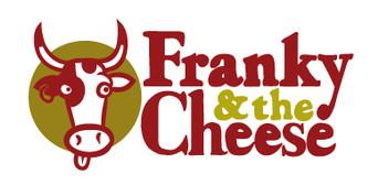 Logo für die Band «Franky & the Cheese»