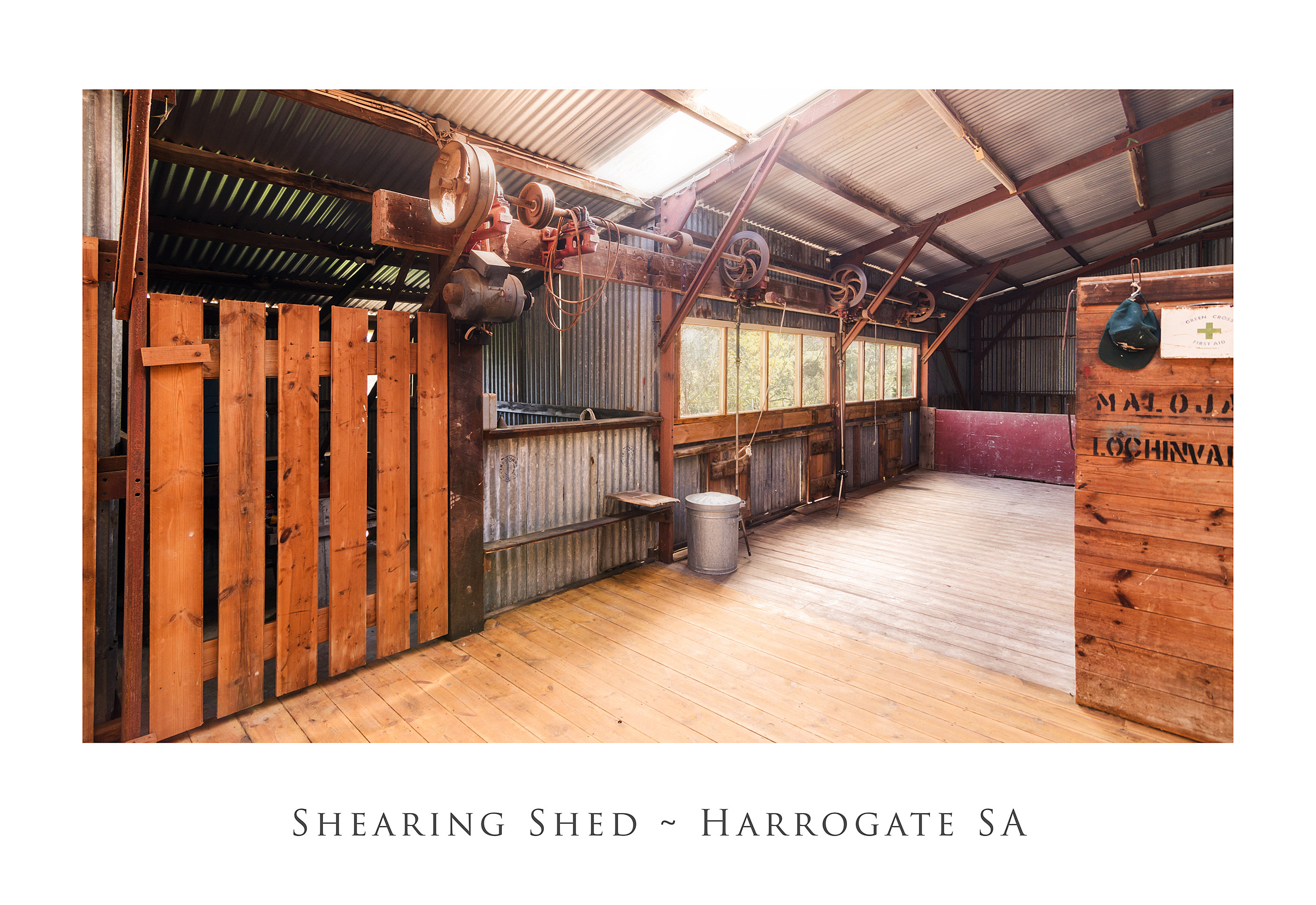 Shearing Shed Harrogate