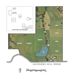 345 Jacksons Hill Road, Gumeracha Site Plan-PRINT