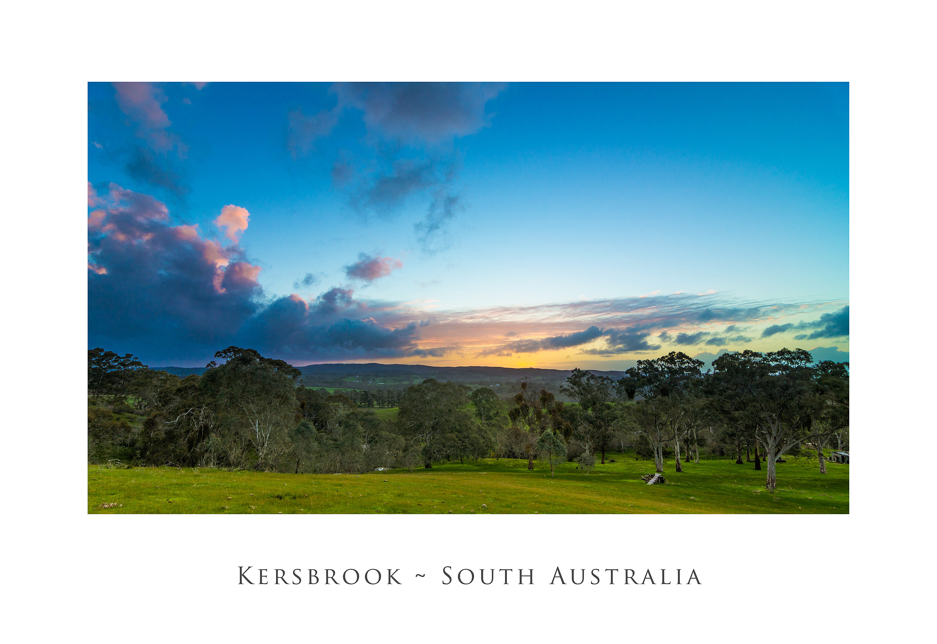 Kersbrook Twilight