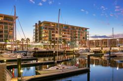 New Port Marina Twilight
