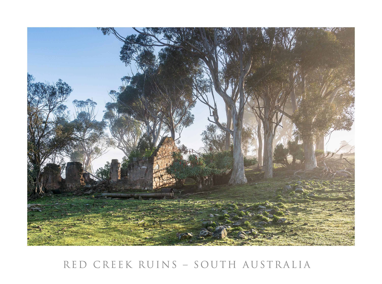 Red Creek Ruins