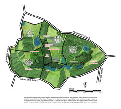 Hewletts Road, Forest Range Site Plan-PRINT