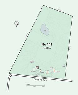 142 Clisby Road, Oakbank Site Plan-PRINT-2