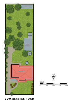 5 Commercial Road, Strathalbyn Site Plan-PRINT