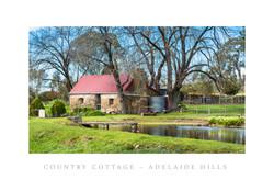 Adelaide Hills - Cottage