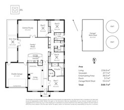 1 Beaumont Court, Mount Barker Floor Plan-PRINT