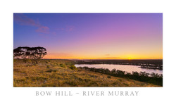 Bowhill Murray River Sunset