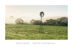 Red Creek Windmill