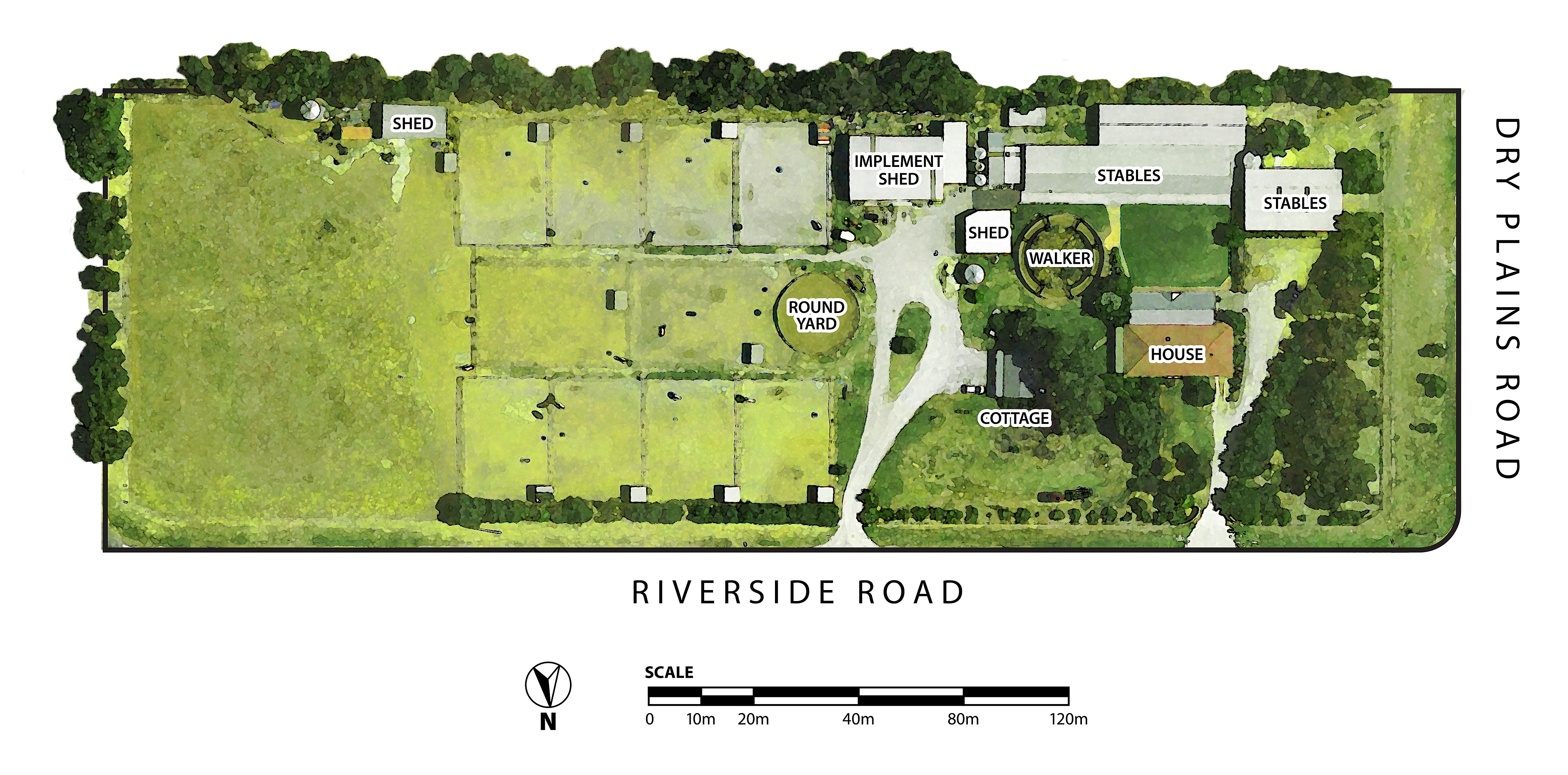 Riverside Road, Strathalbyn Site Plan-PRINT