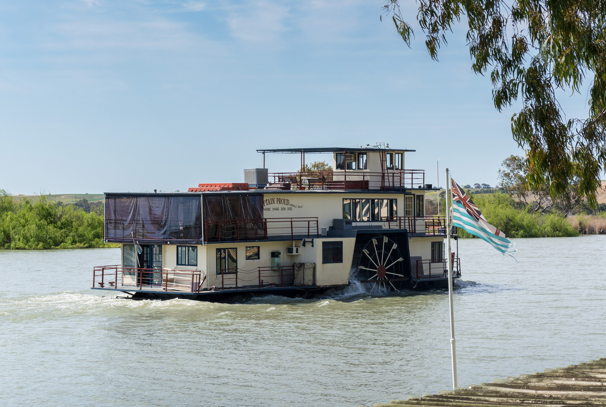 Murray River Boat